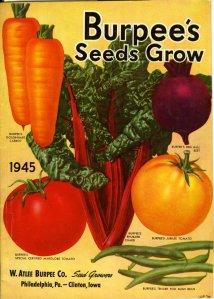 1945 Burpee Catalog